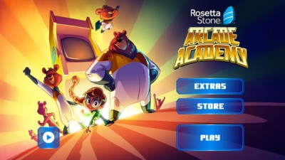 Rosetta Stone Arcade Academy Makes Learning A New Language Fun