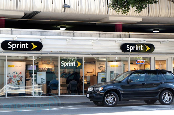 Sprint Swings To A Net Profit, But Bleeds Customers
