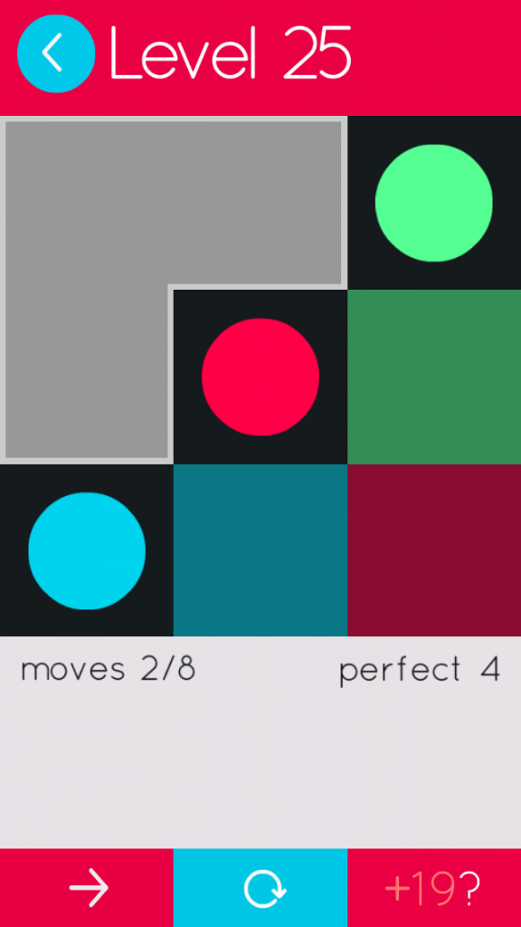 Move: A Brain Shifting Game Presents A Perfect Balance Between Fun, Beauty And Lasting Appeal