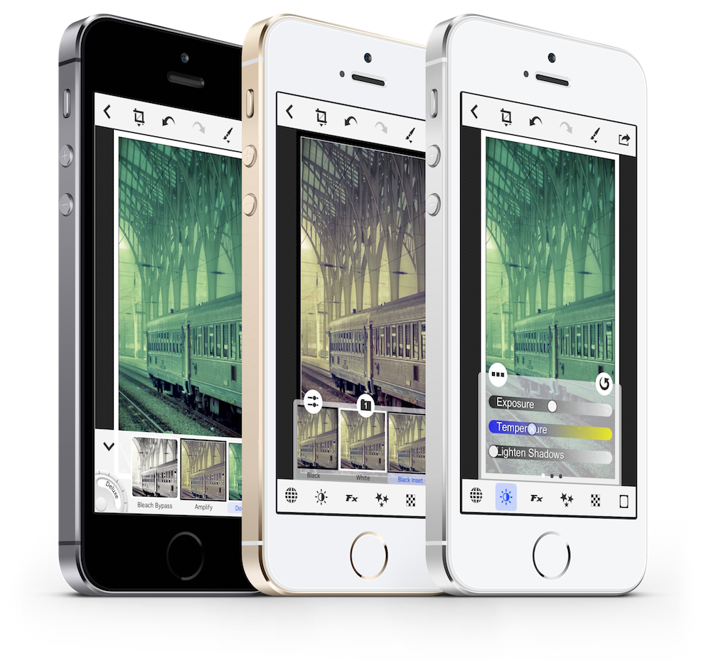 PhotoToaster 5.5 Is Heating Up The App Store And Apple's iOS 7