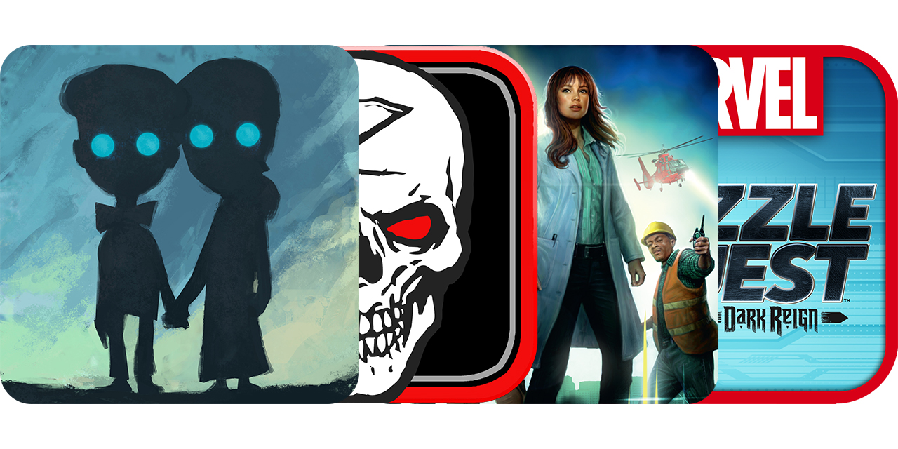 Today's Best Apps: The Cave,  Gunner Z, Pandemic: The Board Game And More