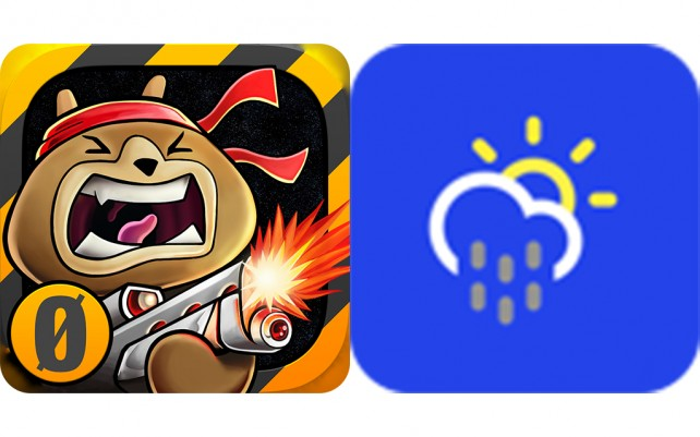Today's Best Apps: Battle Bears Zero And My Forecasts