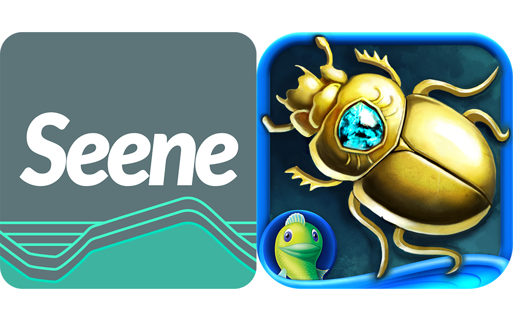 Today's Best Apps: Seene And Dark Tales: Edgar Allan Poe's The Gold Bug