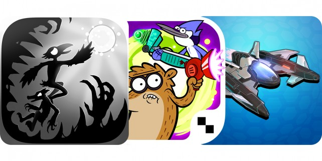 Today's Best Apps: Crowman & Wolfboy, Ghost Toasters And ARC Squadron: Redux