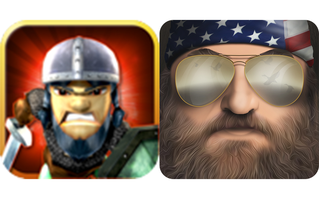 Today's Best Apps: Combat Monsters And Duck Dynasty: Battle Of The Beards