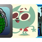 Today's Best Apps: Grackles And Grenades, I Feel Brave And Tales Of Terror: Crimson Dawn