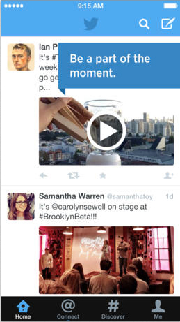 Twitter Update Brings Preview Of Photos And Vine Videos Directly Into A Timeline