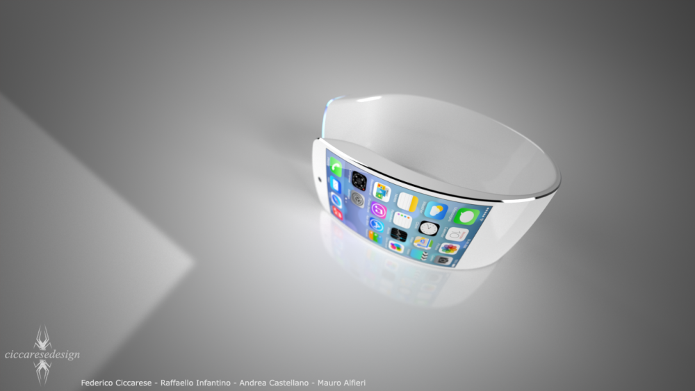 Apple Said To Be Working On His And Her 'iWatches'