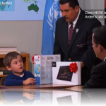 Jimmy Kimmel Can't Give Away A Sony Tablet To A 5-Year-Old Who Wants An iPad Instead