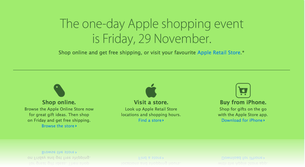 Apple Is Getting Ready To Unwrap Some Black Friday Deals