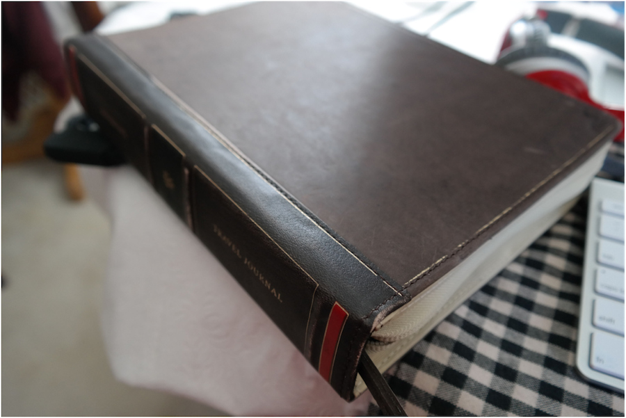 The Twelve South BookBook Travel Journal Review