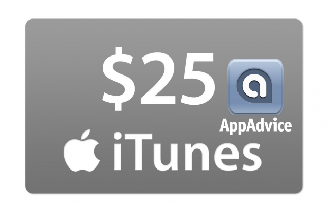 How To Spend A $25 iTunes Gift Card For Dec. 6, 2013
