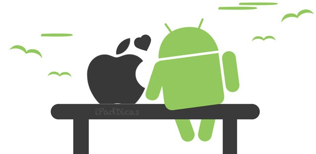 Google Can Celebrate Android's Rising Market Share While Apple Makes The Money
