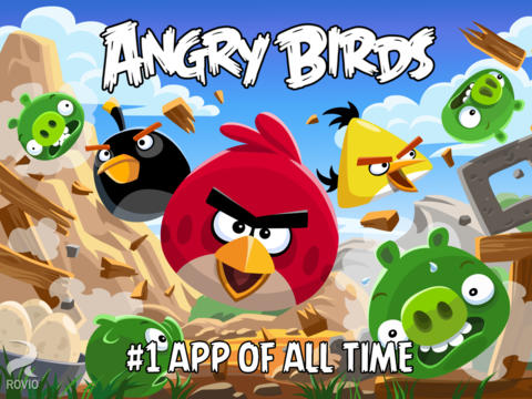 Rovio Goes Full Blast With Explosive Content Update To Original Angry Birds Game