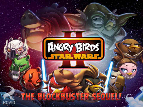 The Force Is Strong With This First Ever Update To Angry Birds Star Wars II