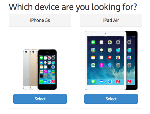Le Orders Termination Of Por Iphone 5s And Ipad Air Availability Tracker
