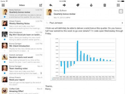 Boxer 4.0 Features iPad Support, iOS 7 Improvements, Evernote Integration And More