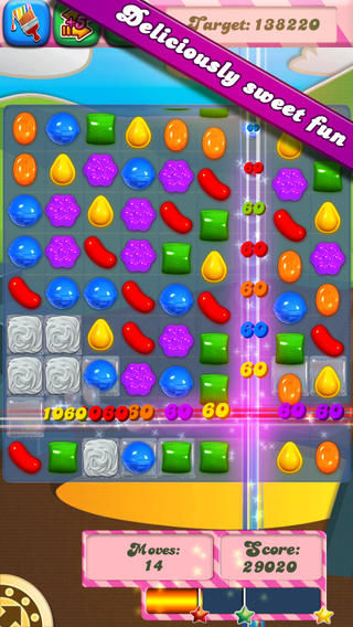Sweet Candy Crush