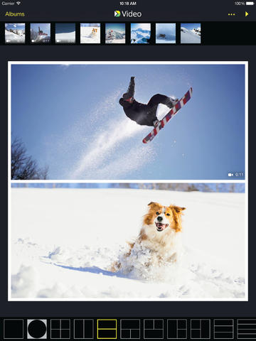 Create And Share Dynamic Video Diptychs With Peak Systems' Diptic Video