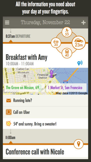 Personal Assistant App Donna Goes 2.0 With Location And ETA Sharing Plus More