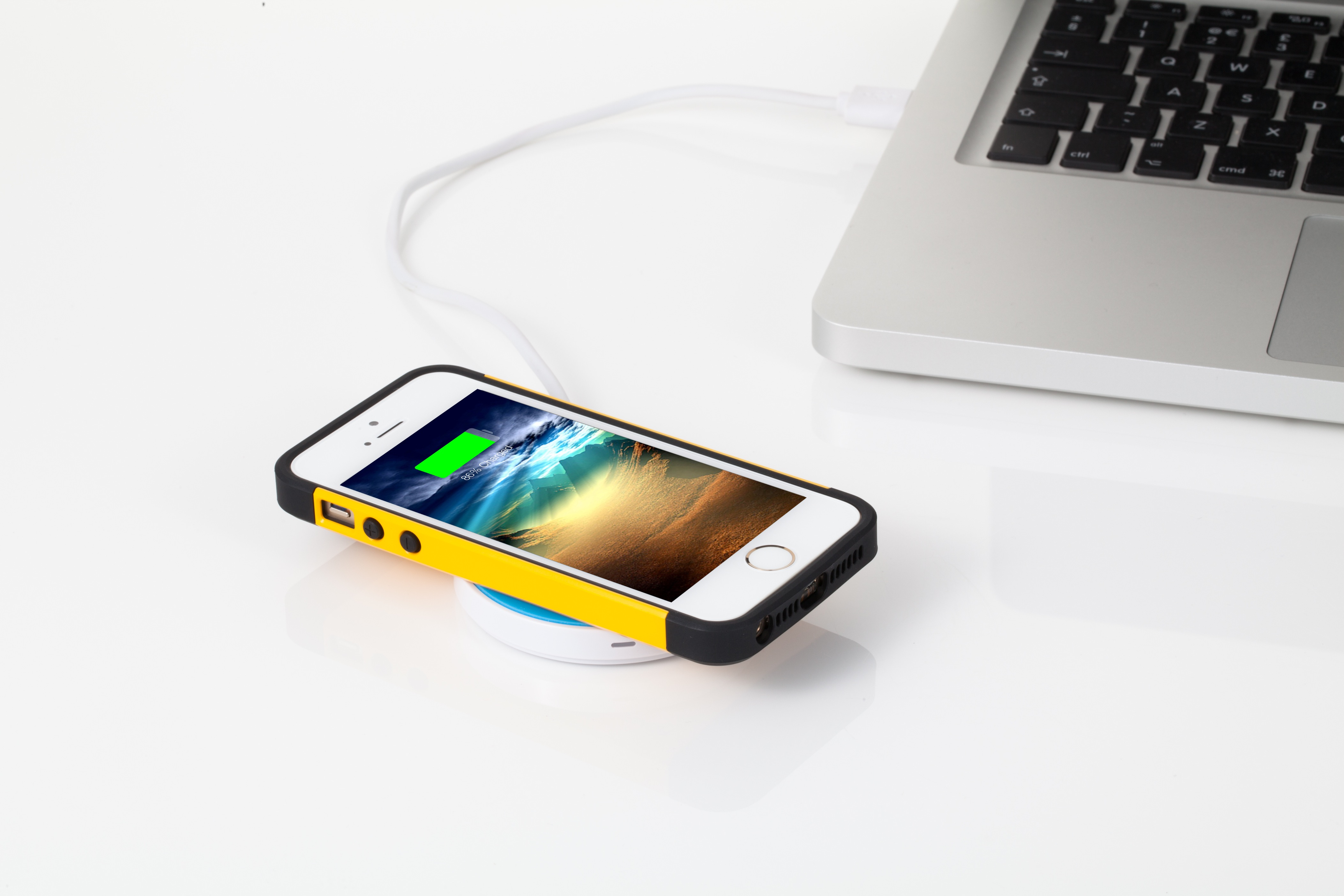 Looking For A More Practical Qi Wireless Charging Solution? Then Back iQi Mobile Now