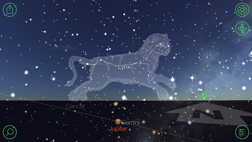 Keep On Stargazing Under iOS 7 In Star Walk's Latest Update