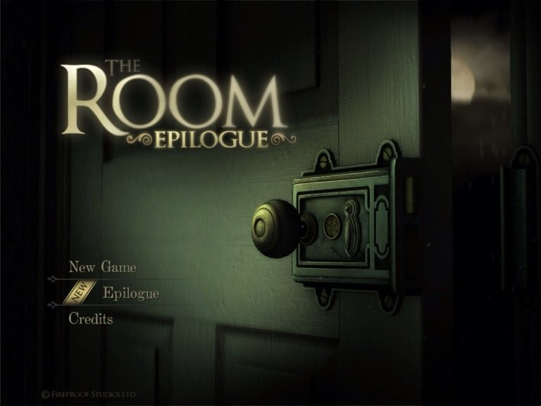 Sequel To Apple's Game Of The Year The Room To Launch For iPad On Dec. 12