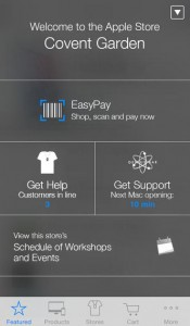 Apple Enables Passbook Gift Cards In The Apple Store App For International Countries