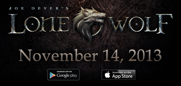 Joe Denver's Lone Wolf Game-Book Port For iOS Is Set To Launch Next Week