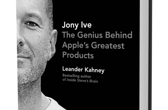 New Biography Of Influential Apple SVP Jony Ive Launches In The iBookstore