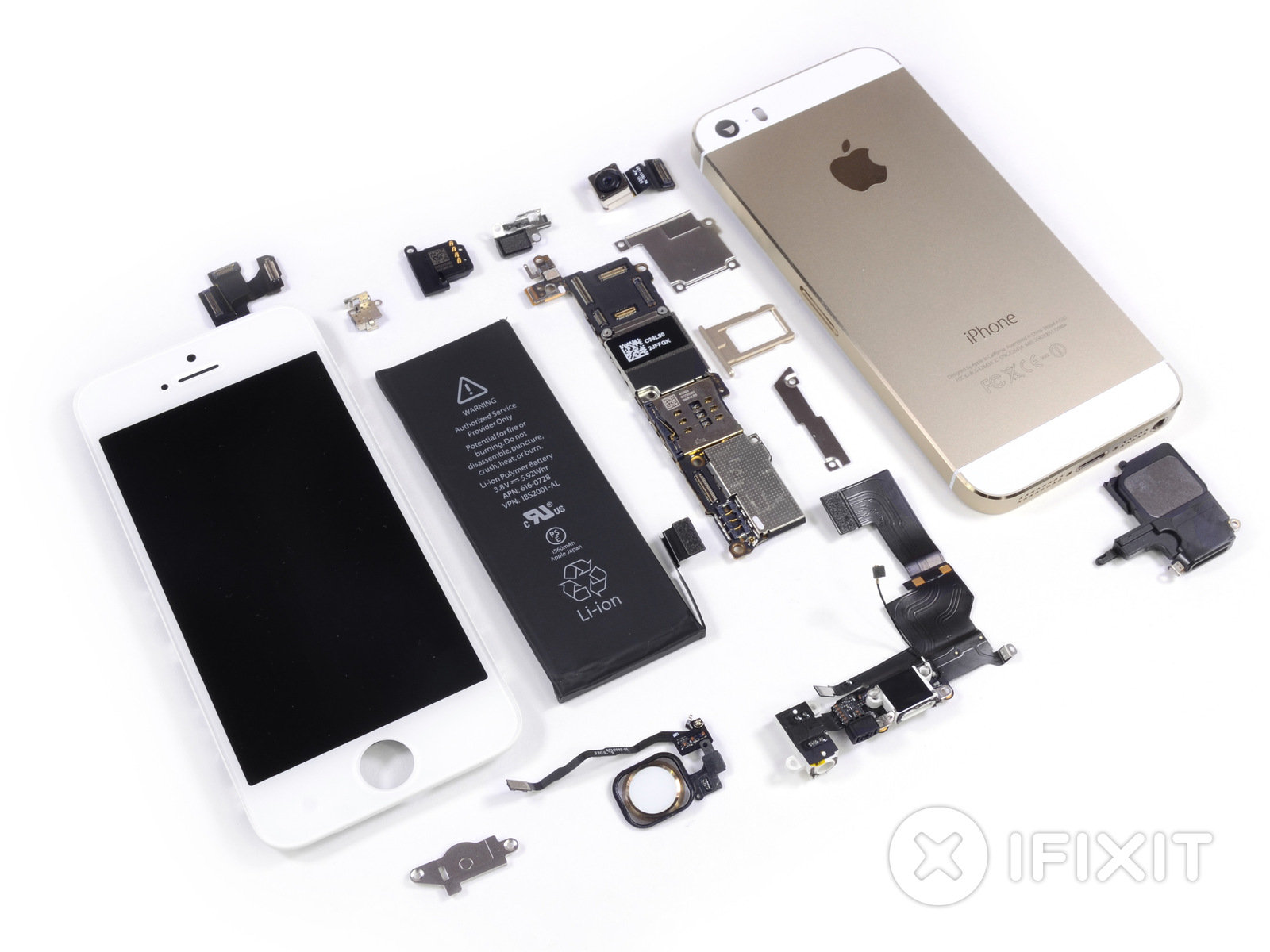 Apple Stores Set To Offer iPhone 5s, iPhone 5c Screen Repairs And More