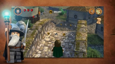 Warner Bros. Brings LEGO The Lord Of The Rings To Apple's iOS