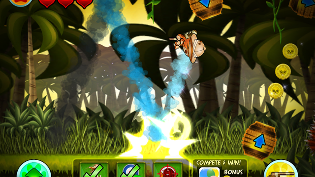 Jungle Rumble For iOS Promises iDevice Owners A Genre Mash-Up
