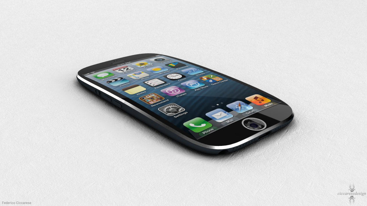 Bloomberg Claims Two New Curved iPhones Could Launch Next Year