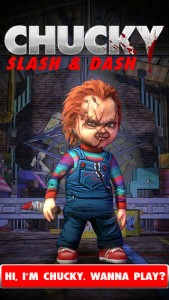 Chucky's Back In His First Ever iOS Game: An Endless Runner Called Slash & Dash