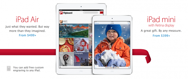 Shipping Estimates For 16GB, 32GB Wi-Fi Retina iPad mini Now Also 5-10 Days