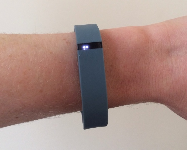Review: Take Control Of Your Lifestyle With The Wearable Fitbit Flex