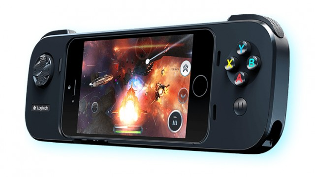 Following MOGA, Logitech Launches Its Own PowerShell iOS 7 Controller
