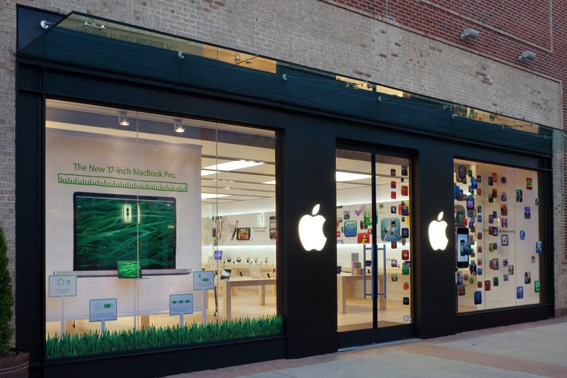 Apple Retail Stores In The United States And Canada To Open Early For Black Friday