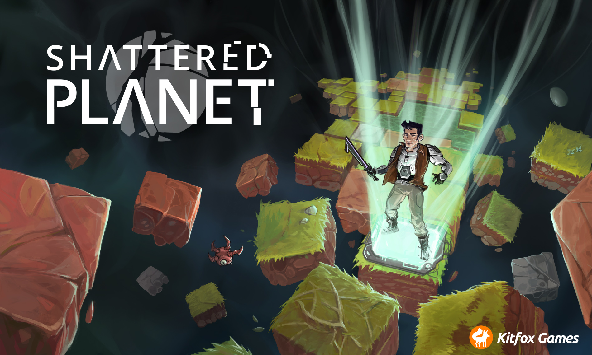 Find The Signal Before It's Too Late In Upcoming Survivor-Explorer Shattered Planet