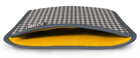 Rickshaw Bags Launches Its iPad Air Sleeve: For When A Case Is Too Much