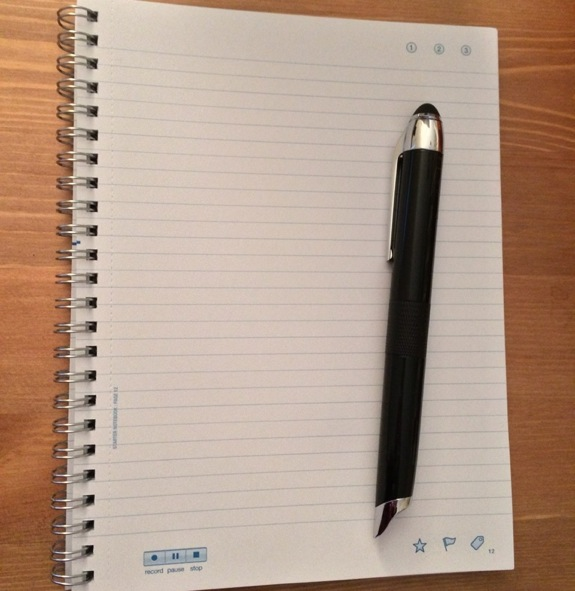 LiveScribe 3 Smart Pen Launches Overseas In Great Britain