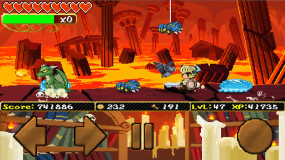 On The Level: Tanuki Entertainment Launches Retro, 16-Bit LvLn In The App Store