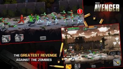 Run, Gun, Hack And Slash In Pine Entertainment's Pocket Avenger