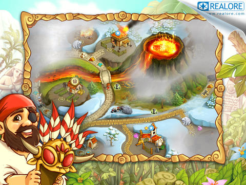 Shiver Me Timbers: Island Tribe 4 HD Launches In The App Store, Ye Scallywags