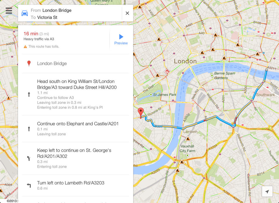Google Maps SDK For iOS Updated With 64-Bit Support, Marker