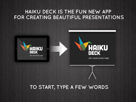 PowerPoint Alternative Haiku Deck Now Features Web Syncing For Presentations