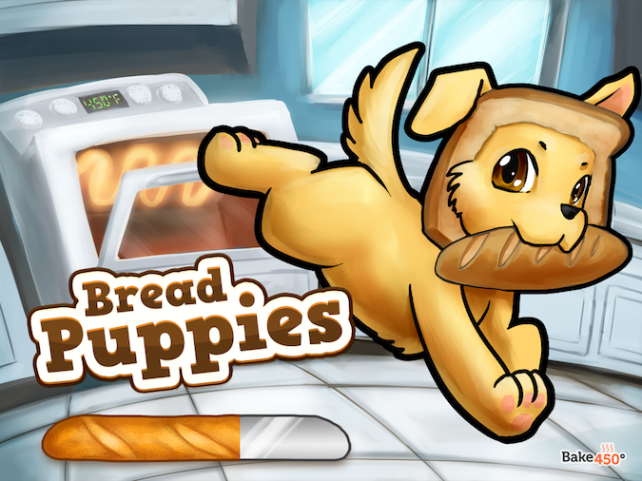 Quirky App Of The Day: Get Your Dogs Fit To Fight In Bread Puppies
