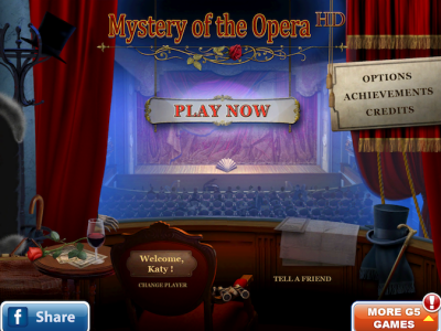 Rescue The Diva Before It's Too Late In Mystery Of The Opera
