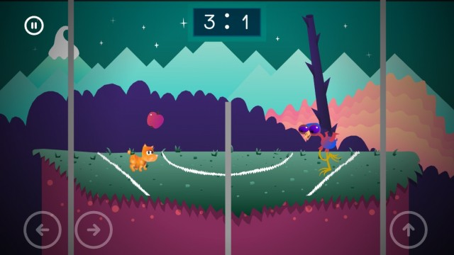 Mimpi Gets Bouncy In Mimpi Volleyball